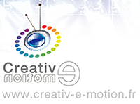 ¤ Creativ e motion ¤ Graphiste Freelance Webdesigner Illustrateur Lyon